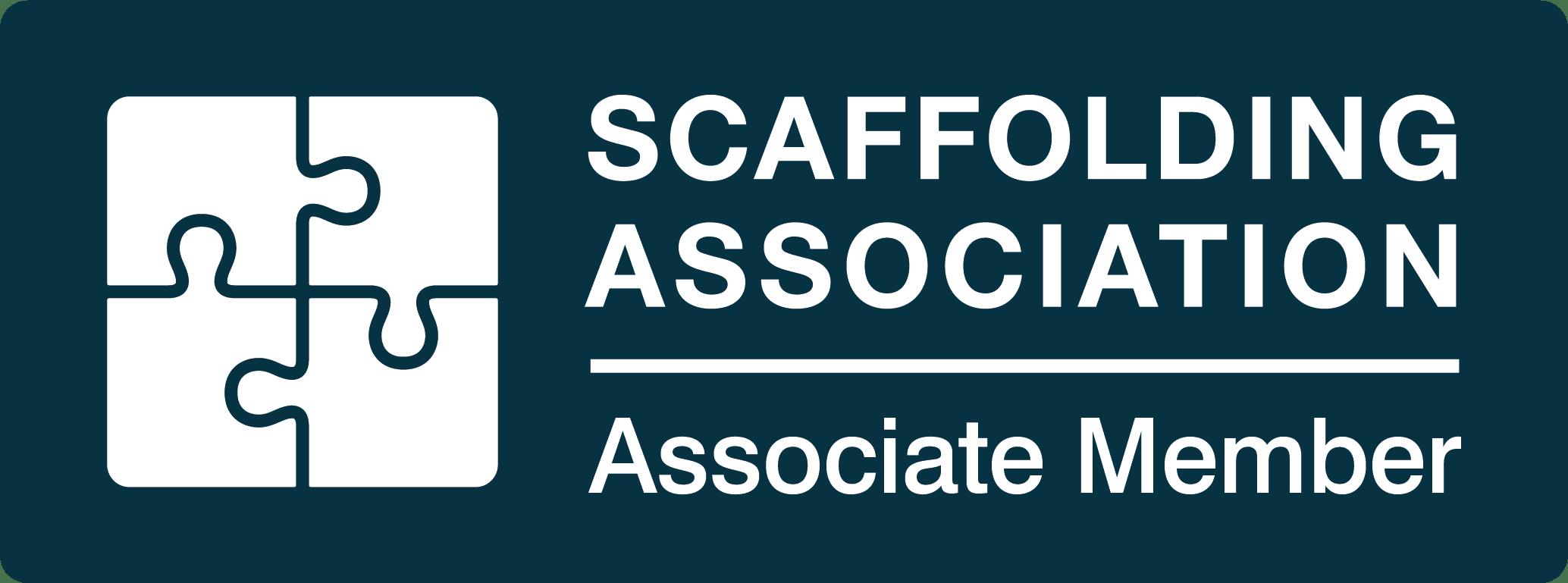 Scaffolding Association logo